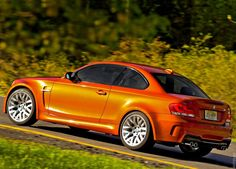 2011 BMW 1 Series M Coupe US Version