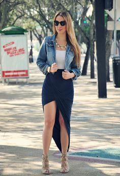 Falda skirts verano