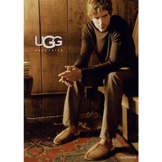 UGG Ad Campaign Fall/Winter 2010 Shot #2 ❤ liked on Polyvore