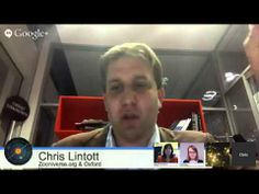 Explore the Zooniverse with astrophysicist Chris Lintott!
