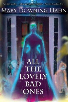 one of my favorite authors...writes such great suspenseful ghost stories!