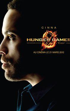 """""""Non mi è permesso scommettere, ma io scommetterei sempre su di te.""""  Cinna, Hunger Games."""