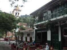 Ciudad Bolivar en Antioquia