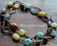 wanderlust-- love the different links.