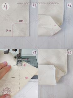 Costura fácil paso a paso. Aprender a coser. Bag Patterns To Sew, Sewing Patterns, Sewing Crafts, Sewing Projects, Diy Bags Purses, Diy Tote Bag, Diy Couture, Denim Bag, Fabric Bags