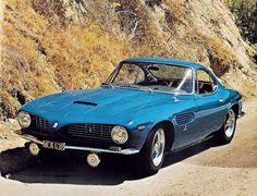 Bertone Ferrari 250 GT 1962 - It´s a lovely little car.