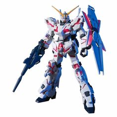 Mobile Suit Gundam UC HGUC : RX-0 Unicorn Gundam [Destroy mode]