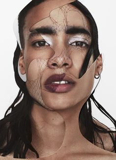 Unforgettable Faces by Damien Blottière - Candy Magazine - DerriusPierreCom (9)