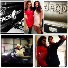 JEEP and Face Team