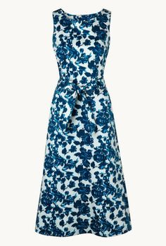 Rose print dress, Long Tall Sally