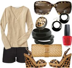 """All About The Shoes"" by jnifr on Polyvore"