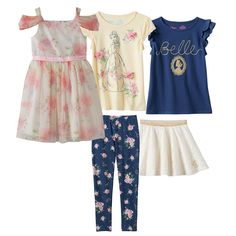 8f9d2cafaa7 Beauty and the Beast Kids Clothing at Kohl s Beauty And The Beast Clothes