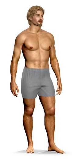 Hubby goal weight .  Website is My Virtual Model. weight loss for men