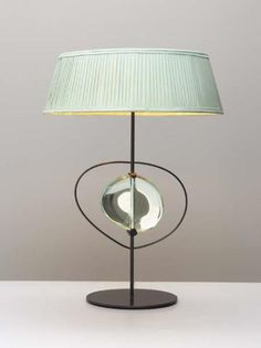 Fontana Arte, table lamp, 1950s