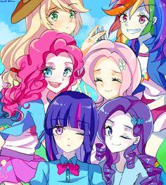 My Little Pony: Friendship is Magic My Little Pony Cartoon, My Little Pony Characters, My Little Pony Drawing, My Little Pony Pictures, Mlp My Little Pony, My Little Pony Friendship, Girl Cartoon, Cartoon Art, Mlp Anime