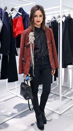 Style Inspiration: Miroslava Duma – Fashion Style Magazine - Page 27