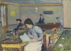 Albert Marquet, LE CAFÉ DU VILLAGE