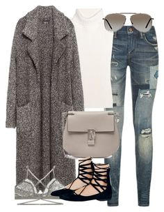 """""""Untitled #2850"""" by angieswardrobe ❤ liked on Polyvore featuring Polo Ralph Lauren, 1205, Zara, Chloé, Tom Ford, Lonely and Free People"""