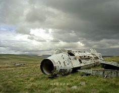 The Wrecked Aircraft and Dummy Airfield of the Otterburn Ranges