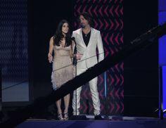 Ashley Greene wears Donna Karan to 2012 CMT Music Awards