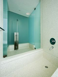 Ordinaire Fresh Bathroom In Two Colors Shower Super Glaswand