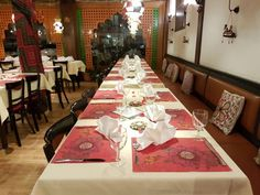 Didn't get to try Indian this weekend? Come Join us today to taste Finest Authentic Indian at Flavour of India Restaurant. We take pride in the time and effort we put into preparing quality foods for our customers. Book Your Table Online Now! Indian Food Recipes, Indian Foods, Zurich, Table Settings, Diners, Chefs, Book, Invites, Switzerland