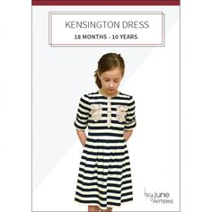 Kensington Dress and Tee 18M-10Y
