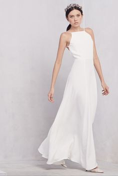 Reformation- Noelle dress.           4 prom