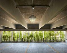 Rockhurst North Parking Garage on Architecture Served