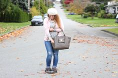 FASHION: What I Wore {Polar Express}, How to layer, Fall Fashion, Winter Fashion, Dressing Curves, Curvy Fashion, Fashion Blogger, Style Blogger, What I Wore, #OOTD, Wool Overs, Old Navy, Joe Fresh, Phillip Lim, Target, Ziginy, NYX