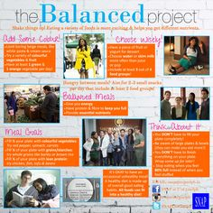 the Mindy Project + Balanced Eating