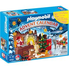 "Playmobil Christmas Post Office Advent Calendar: Help Santa and his helpers make their deliveries for the holiday season. The Advent Calendar ""Christmas Post Office"" contains twenty-four surprise items for each day of Advent.  $24.99  http://calendars.com/Christmas/Playmobil-Christmas-Post-Office-Advent-Calendar/prod201200013334/?categoryId=cat00134=cat00134#"