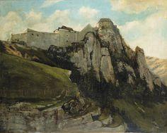 Le Fort de Joux, Atelier de Gustave Courbet