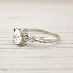 I LOVE Old European Cut Diamonds beautiful.!!