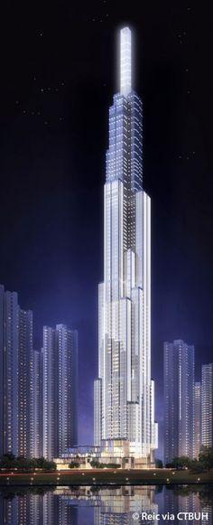 Vincom Landmark 81 - The Skyscraper Center