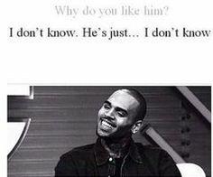 """OMG EXACTLY EVERYTIME SOMEONE ASKS ME WHY I LIKE """"him"""" MHMM HE JUST.... IDKK AHA"""