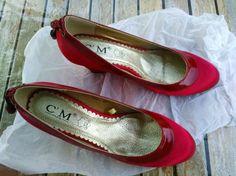 C'M Escarpins compensés http://www.videdressing.com/escarpins-compenses/c-m/p-4875904.html?&utm_medium=social_network&utm_campaign=FR_femme_chaussures_escarpins_4875904