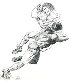 Rugby League, Rugby Players, Tackling Drills, Rugby Wallpaper, Rugby Rules, Rugby Equipment, Dark Art Drawings, Drawing Art, All Blacks