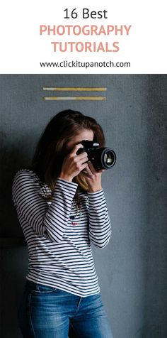 Wow! These truly are some of the BEST photography tutorials. So many photography tips and tricks! I can't wait to read more!