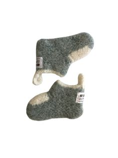 Babies love Kosy socks, they are so easy to put on and off at home or at the kindergarden.