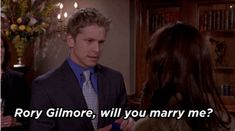 "But Rory later rejected Logan's proposal, and we didn't see Jess again before the end of the series. | Jess Mariano Is Officially Returning For The ""Gilmore Girls"" Revival"