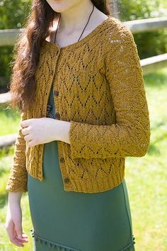 Knitting Patterns Ravelry Ravelry: Valerian pattern by Tonia Barry Hand Knitted Sweaters, Sweater Knitting Patterns, Lace Knitting, Knitting Designs, Knit Crochet, Cardigan Design, How To Purl Knit, Coat Patterns, Knit Jacket