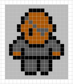 So I cleaned up some Avengers charts (and created one - Coulson) that can be used for perler beads, cross stitch or all kinds of things! I myself and crocheting a blanket! Which will be awesome,...