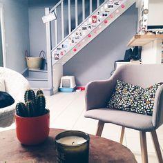 C'est à #babou que Jack and Mari's a fondu pour ce magnifique #fauteuil #scandinave à 59€ ! On trouve tout chez BABOU