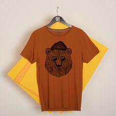 """Bear & Sun"", T-Shirt Stepart par Joan Tarrago."