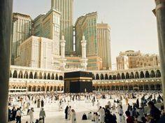 مكة المكرمة Masjid Al Haram, Saudi Arabia, Dolores Park, Travel, Viajes, Destinations, Traveling, Trips