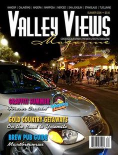 Summer 2006 Cover Central Valley, Valley View, Brew Pub, Country, Cover, Summer, Wood, Summer Time, Rural Area