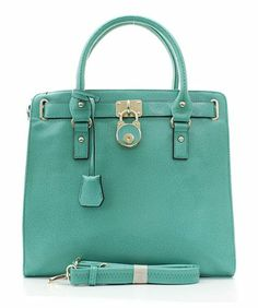Solid Color Key and Lock Accent Faux Leather Shoulder Handbag (Green) Handbag Inc,http://www.amazon.com/dp/B00GGMPY20/ref=cm_sw_r_pi_dp_tNUltb1XDD4BVB7T