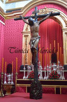 Stmo. Cristo de la Buena Muerte y Ánimas, Málaga Santo Domingo