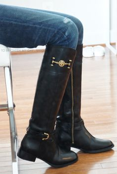 Fashion Tutorial: How to Wear Tall Boots | WikiHow.